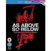 As Above, So Below Blu-ray