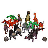 Dinosaur Figures Tub - 20 pieces