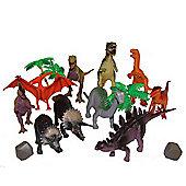 Dinosaur Figures Tub - 20 pieces