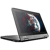 """Lenovo ThinkPad 11e 11.6"""" Touchscreen Laptop Intel Celeron N2940 4GB RAM 16GB eMMC Chrome OS - 20DU000AUK"""