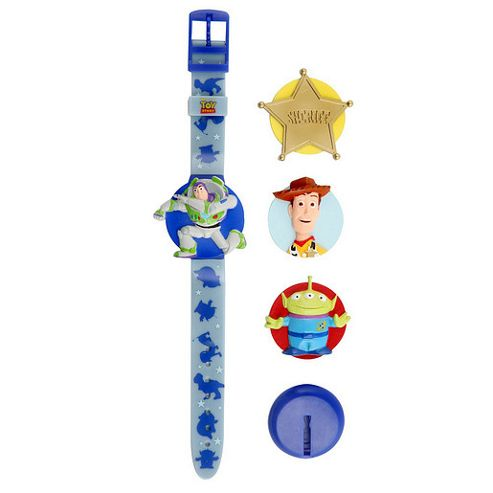 Toy Story Interchangable Head Watch
