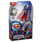 Superman Flying Hero