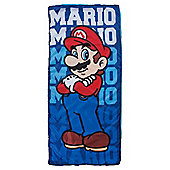 Nintendo Mario Kids' Sleeping Bag