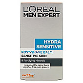L'Oreal Men 100ML Hydra Sensitive Post Shave Balm