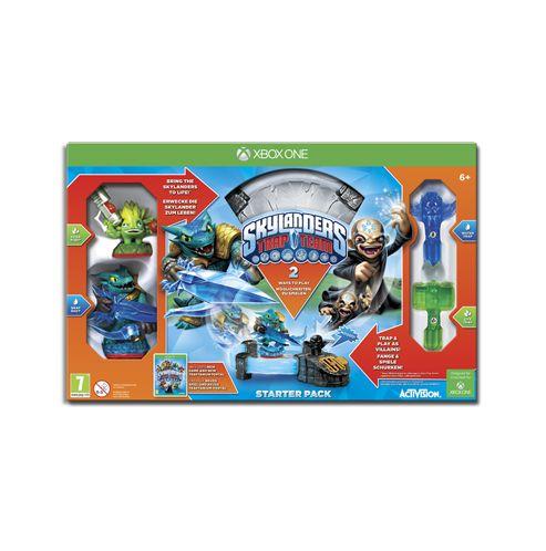 Skylanders Trap Team Starter Pack (Xbox One)