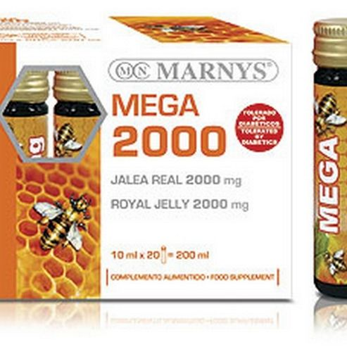 Royal Jelly 2000mg 20 Vials