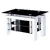 ValuFurniture Metro TV Stand White