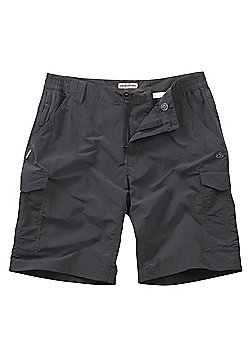 Craghoppers Mens Nosilife Cargo Shorts - Grey