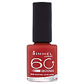Rimmel 60Secondsn/Pol Central Love Heart