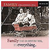 MILK 2016 Family Organiser