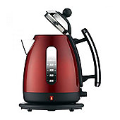 Dualit 72515 1.5L 2300w Metalic Red Jug Kettle with 360 Degree Base
