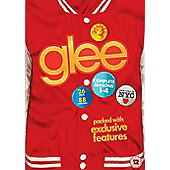 Glee Complete Season 1-4 (DVD Boxset)