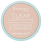 Rimmel Clear Complexion Anti-Shine Powder Transparent