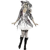 Ghost Ship Princess - Adult Costume 18+