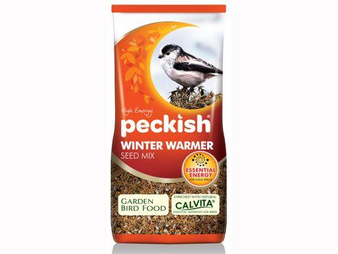 Peckish Winter Warmer Seed Mix 2Kg