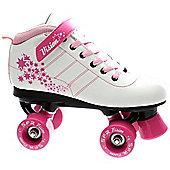 SFR Vision Pink Kids Quad Roller Skates