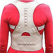 Magnetic Posture Corrector (Unisex) - Beige
