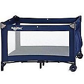 BabyDan Travel Cot Blue