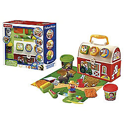 Fisher-Price Farm Play Case