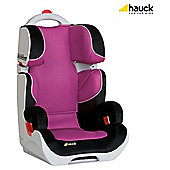 Hauck Bodyguard Group 2-3 Car Seat, Black/Pink