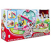 Chubby Puppies Pet Care Centre Playset
