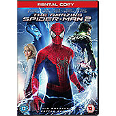 The Amazing Spider-Man 2 – DVD