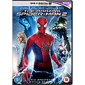 The Amazing Spider-Man 2 – DVD - receive a Free Toy - worth £9.99. Subject to availability. Character may vary
