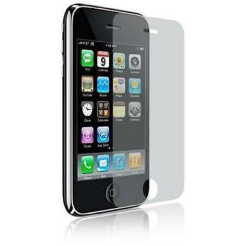 iTALKOnline SCPIPHONE S-Protect LCD Screen Protector and Micro Fibre Cleaning Cloth for iPhone 1st-Gen
