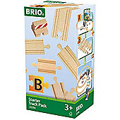 BRIO 33394 Starter Track Pack B for Wooden Train Set