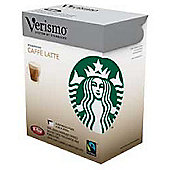 Verismo Fairtrade Caffè Latte Pods