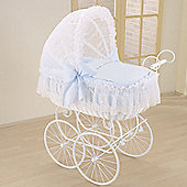 Leipold Dream Royal Crib - Blue