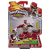 Power Rangers Dino Charge 12.5cm Red Ranger Figure