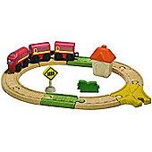 Plan City Oval Railway