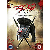 300 & 300 Rise Of An Empire D