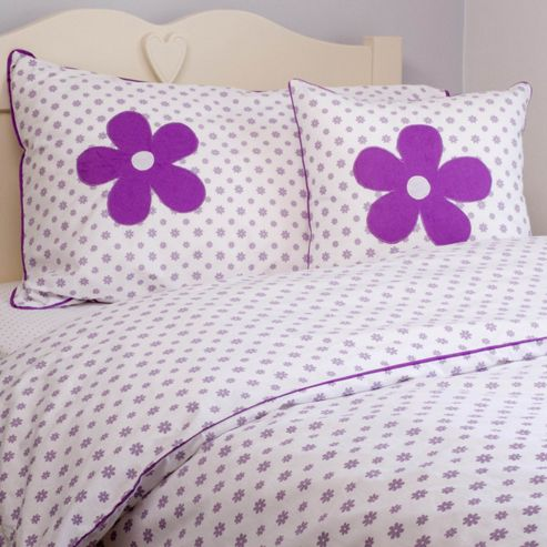 Sweet Violet Children's Duvet Set