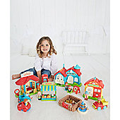 Happyland Bumper Village Set