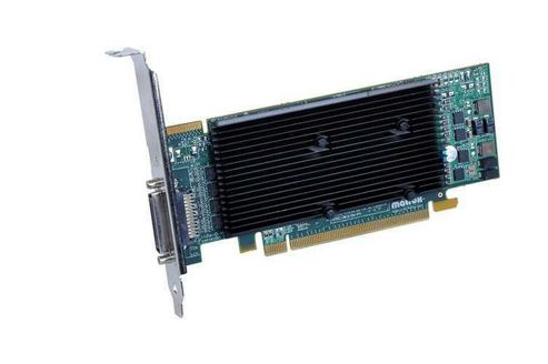 Matrox M9140 LP PCIe x16 Graphic Card