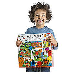 Mr Men 10-in-1 Mega Jigsaw Puzzle