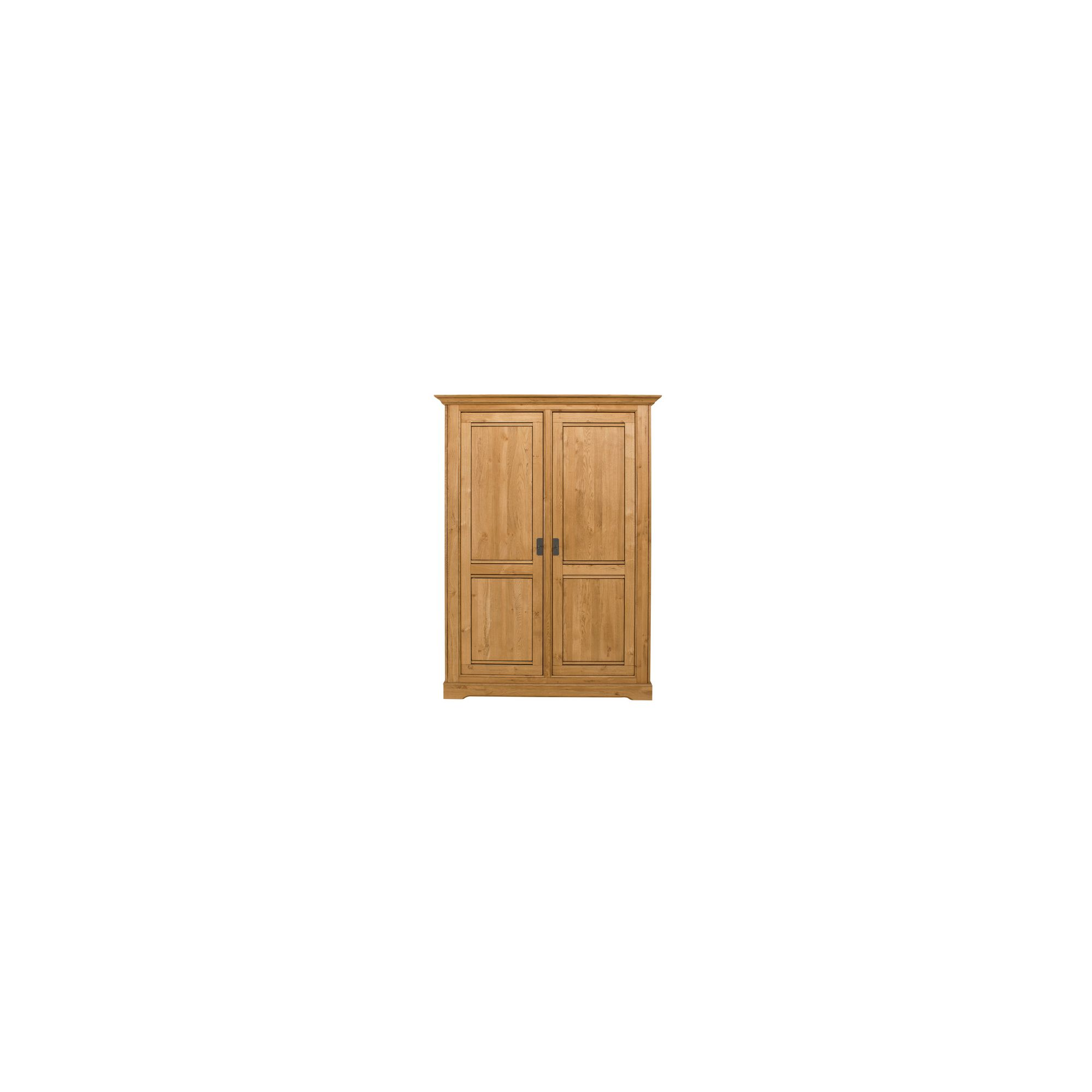 Parisot Artisane 2 Door Wardrobe at Tesco Direct