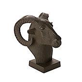 Rams Head Ornament