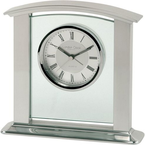 London Clock Company Classic Metal Mantle Clock