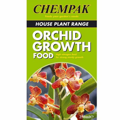 Chempak® Orchid Growth Formula - 1 x 250ml bottle
