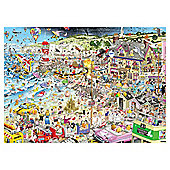 Gibsons I Love Summer 1000-Piece Jigsaw Puzzle
