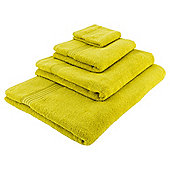 Tesco Hygro 100% Cotton Bath Towel, Citrus