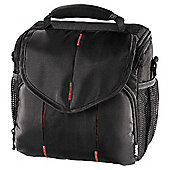 Hama 103677 Canberra 130 Camera Bag Black/Red