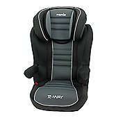 Nania Rway  Car Seat, Storm, Group 2-3