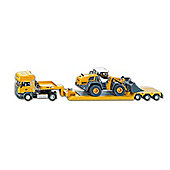 Scania R620 With Four Wheel Loader - 1:50 Scale - Siku