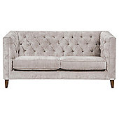 Chartwell Medium 3 Seater  Sofa Chenille Mink