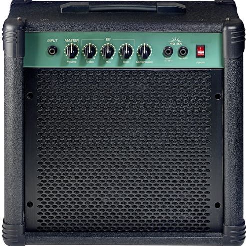 Rocket 40BA 40W RMS Bass Guitar Amplifier
