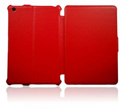 U-Bop Exopad G2 Leather Flip Case, Red - Apple iPad Mini